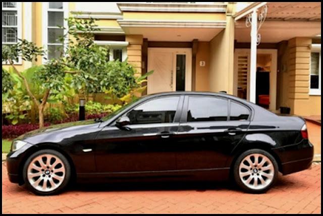 Eksterior Samping BMW E90 Prefacelift