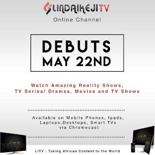 Linda Ikeji TV channel online version launch date