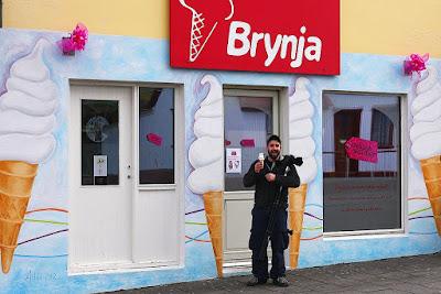 Islande: pays de glace