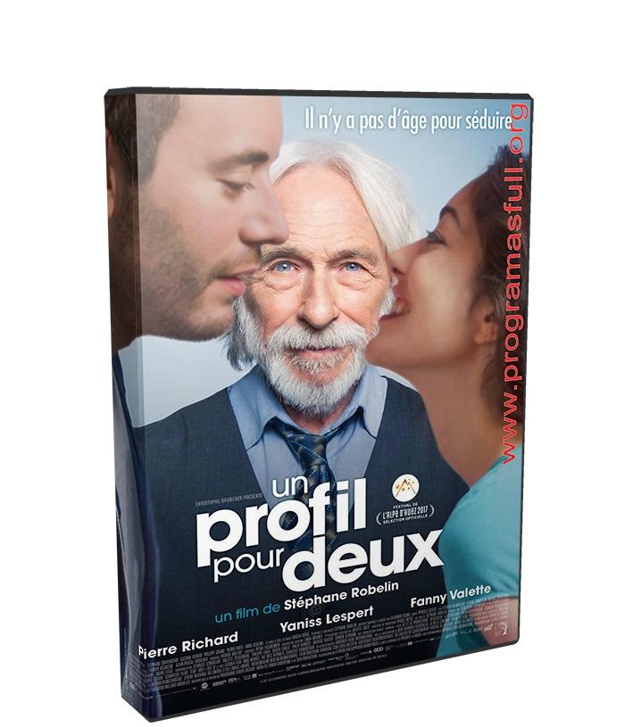 un perfil para dos poster box cover