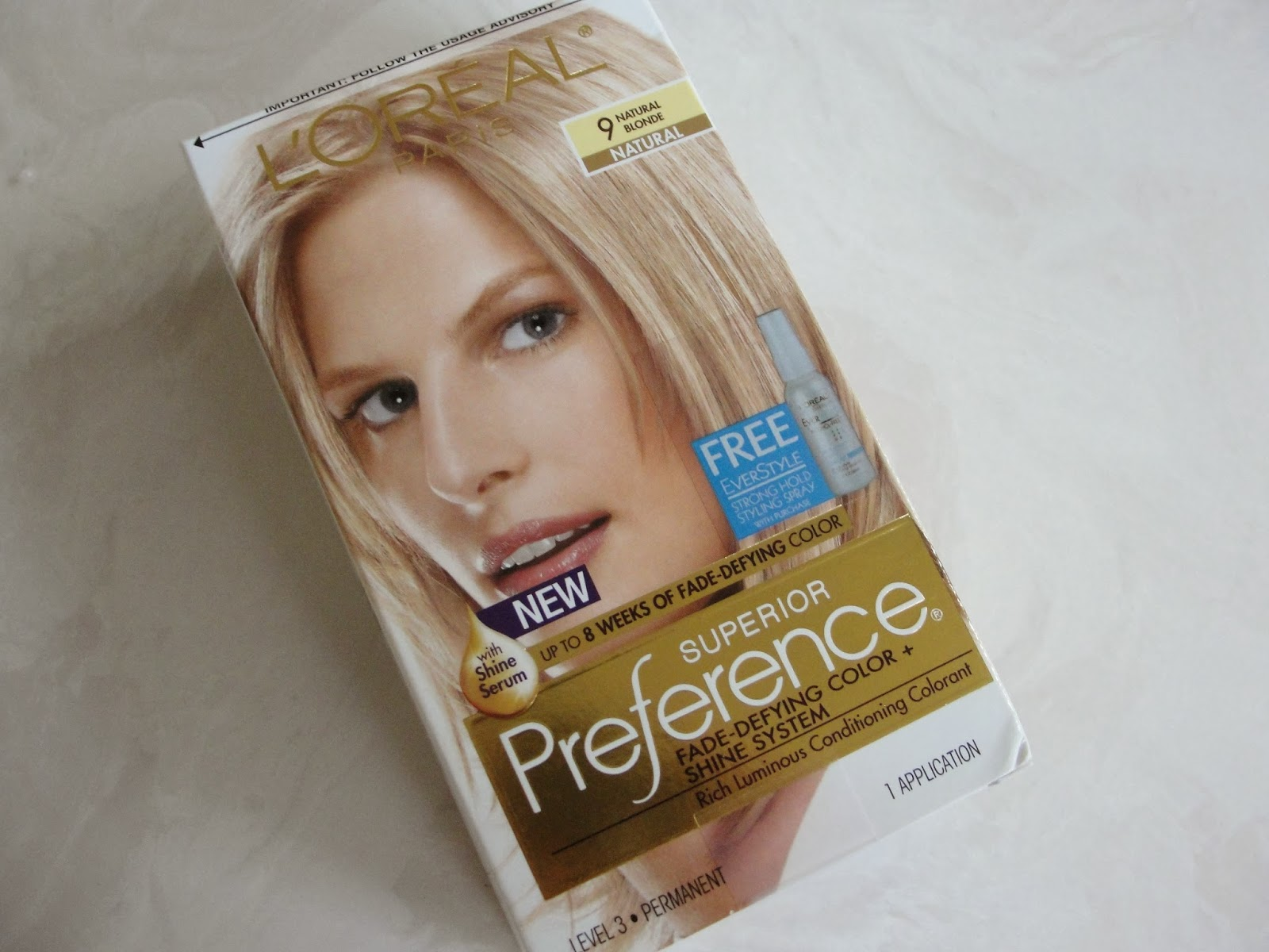HOW TO GET A FREE LOREAL HAIR COLOR BOX
