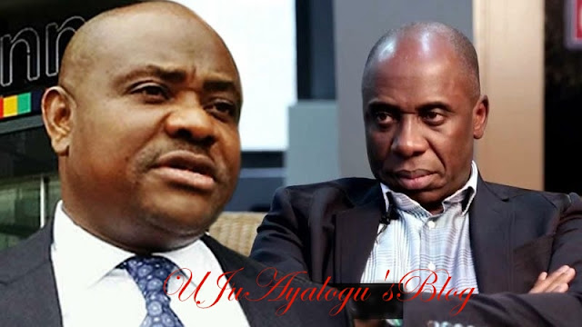 I will not indulge or dignify Wike's crass stupidity – Ameachi