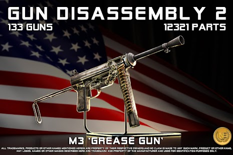 Gun Disassembly 2 Apk + Data for android