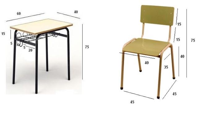 Clase 2 eso dibujo en 2 dimensiones vistas de un objeto for Mesa 3 en 1 con 2 sillas