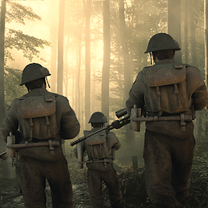 Rules Of World War Hero MOD APK terbaru