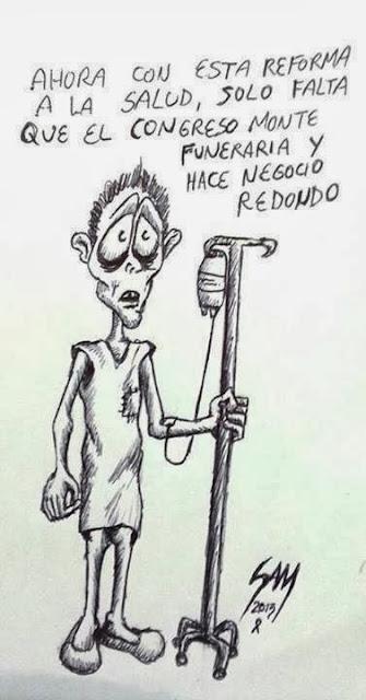 ¿QUE VA A PASAR CON LOS DERECHOS DE LA SALUD DE LOS COLOMBIANOS?
