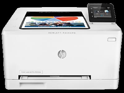 Download Driver HP Laserjet Pro M252DW