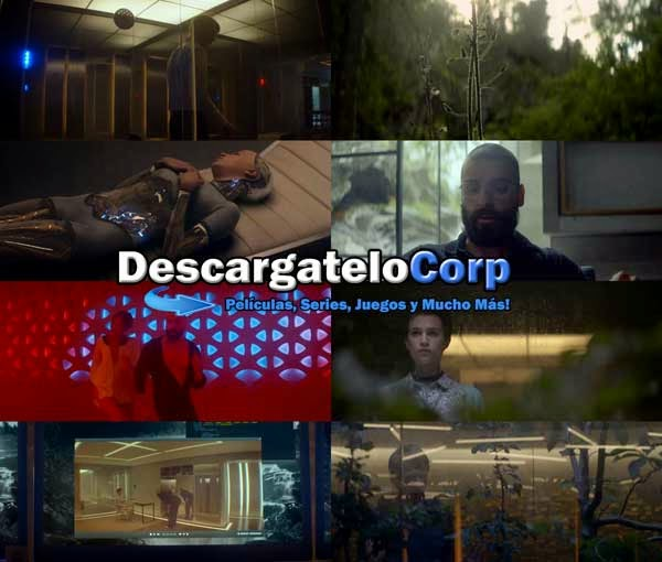 Descargar Ex Machina DVDRip Latino