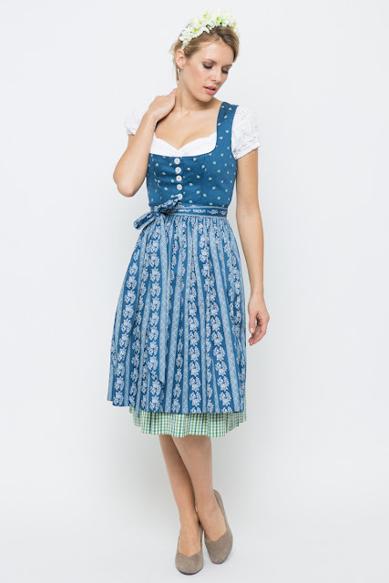 ludwig therese, tracht, dirndl. tradiotionell