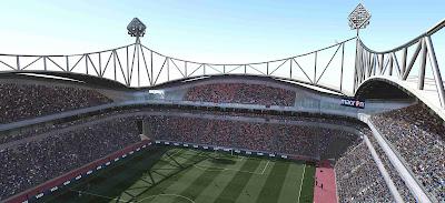 PES 2019 Macron Stadium by Orsest