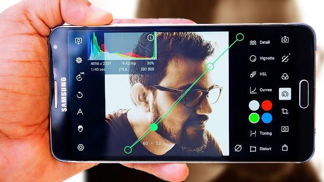 أفضل 5 تطبيقات أندرويد للتعديل على الصور للأندرويد بشكل إحترافي وفريد - جديد 2018