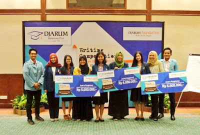 Writing Competition Beswan Djarum