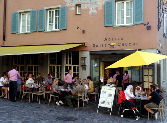 Adler Swiss Chuchi Zurich