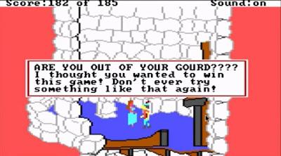 Huevo de Pascua King's Quest 2 - Valanice