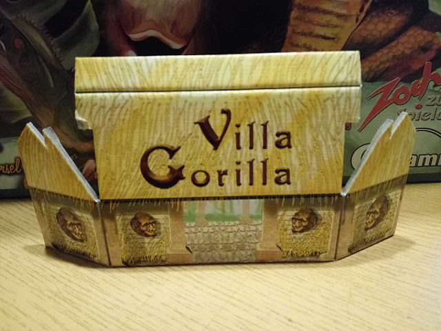 O Zoo le Mio Villa Gorilla entrance