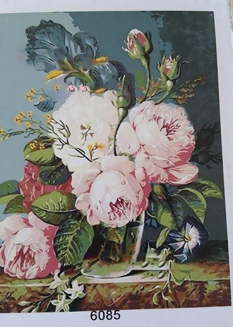 Tranh son dau so hoa tai Pho La Noi