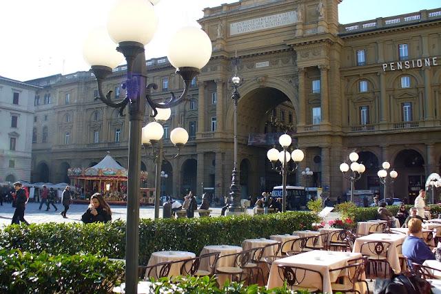 Região histórica de Florença