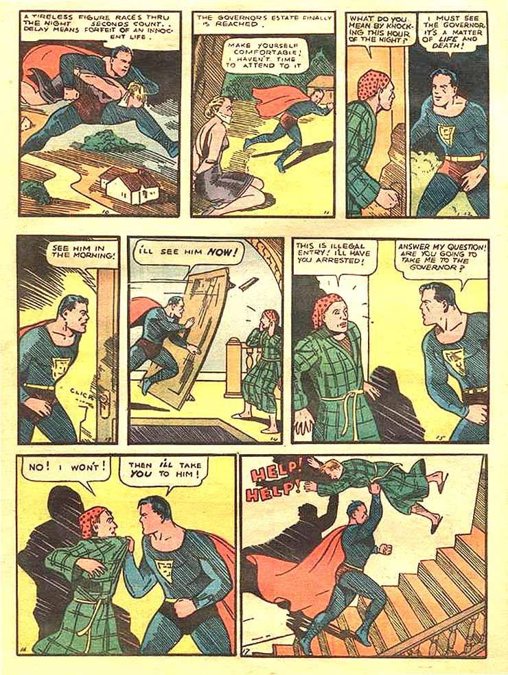 superman breeding path
