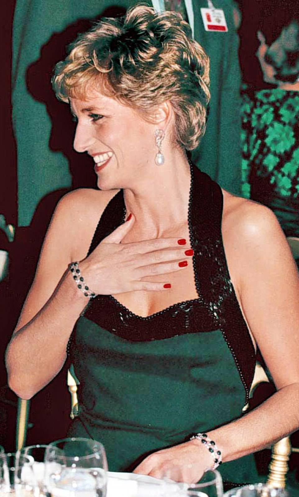 Royal Family Around The World The Late Princess Diana