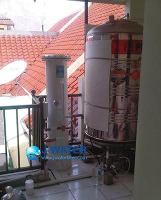 Saringan Air Di Gunung Anyar Surabaya