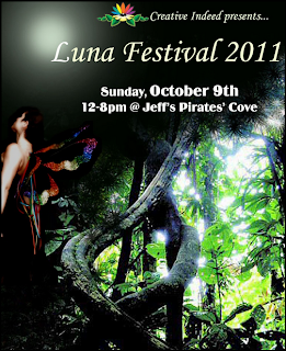 Luna Festival 2011 Coming October 9th!!!!! Don't Miss It....
