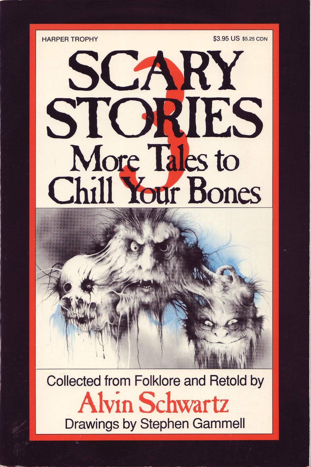The Art and Obsessions of Mr  Joe Whiteford: Scary Stories
