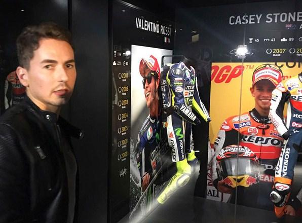 Mengintip Megahnya Museum World Champions Lorenzo