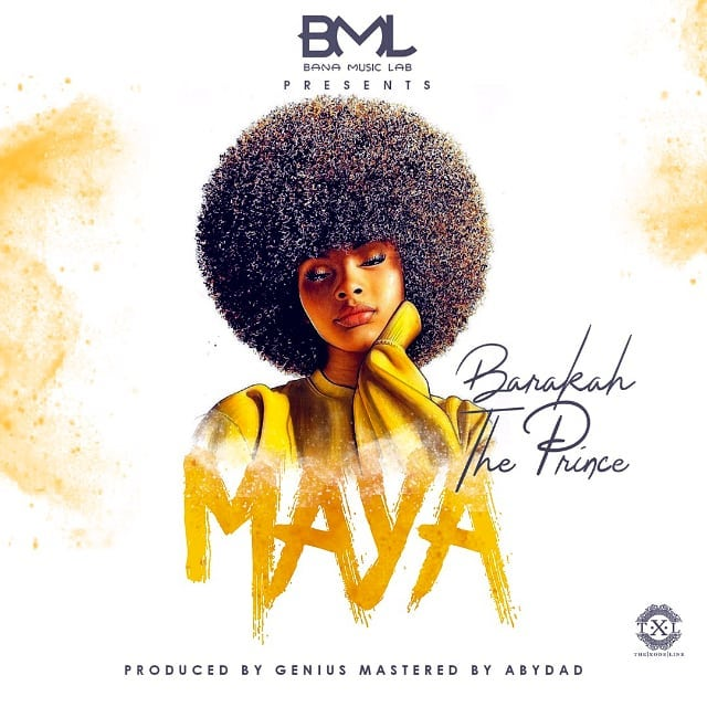 Barakah The Prince Ft. Genius - Maya