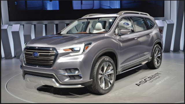2018 Subaru Ascent price