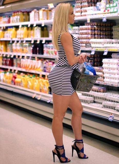 10 motivos para ires ao supermercado - Parte 1
