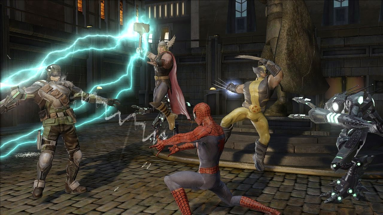 Cheat Marvel: Ultimate Alliance 2 PS3