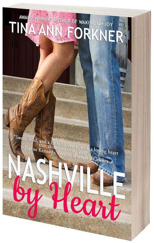 Nashville by Heart, by Tina Ann Forkner