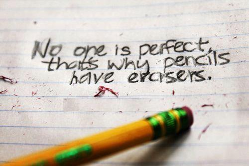 Quotes About Not Perfect | Wordless Wednesday #16 | Image Quotes