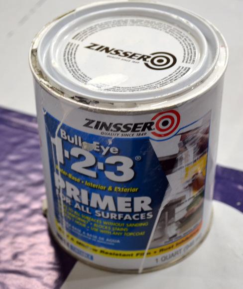 Zinsser Bullseye 1-2-3 Primer