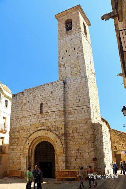 Iglesia de San Miguel, Montblanc