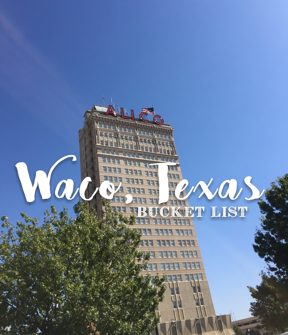 Texas Bucket List Map Waco, Texas bucket list   Discovereighng with Dana Travel