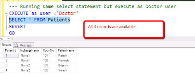 How easy to implement RLS (Row Level Security) in SQL SERVER 2016 (New Feature) - SQLServerCentral