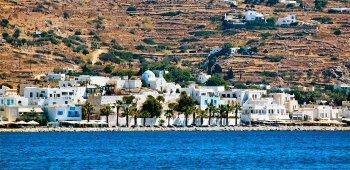 Come raggiungere l'isola di Paros