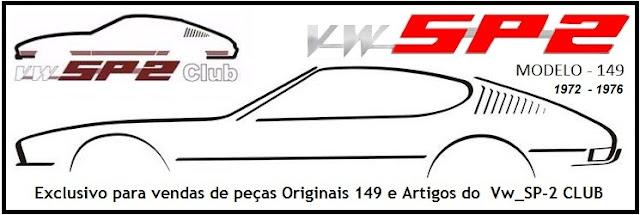 Venda de peças para Volkswagen SP2