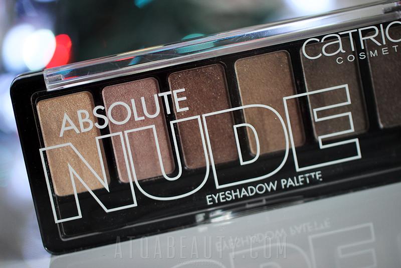 CZYTAJ DALEJ >> Niewidzialna paleta (Catrice Absolute Nude)