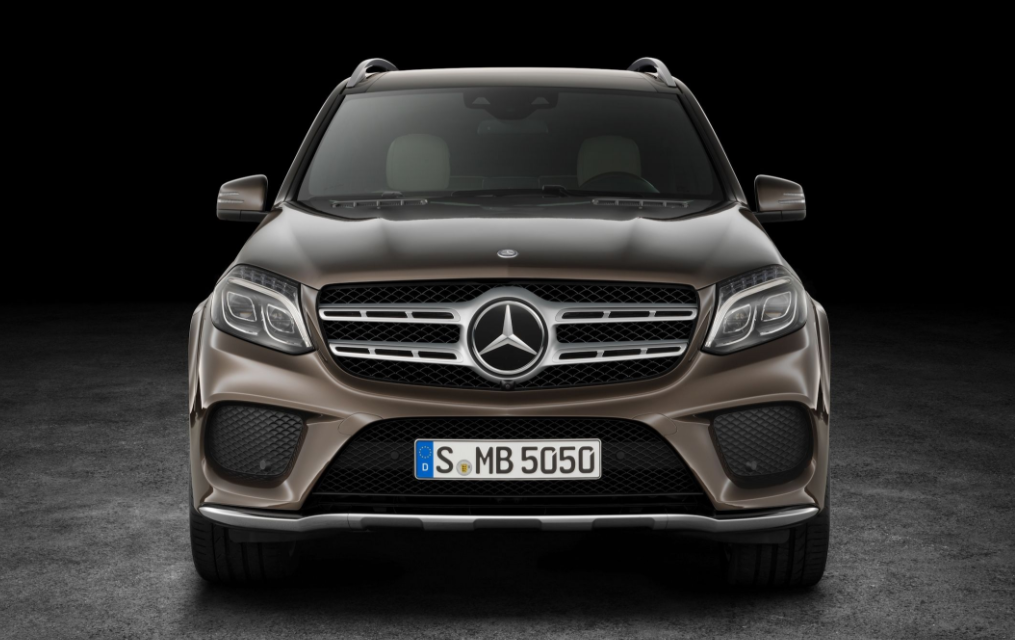 2017 Mercedes-Benz GLS Class MSRP