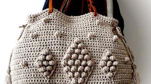 Bolso Crochet con Estilo y Fácil de Tejer / Tutorial