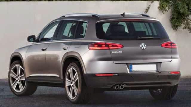 2018 Voiture Neuf ''2018 Volkswagen Tiguan'', Photos, Prix, Date De Sortie, Revue, Nouvelles