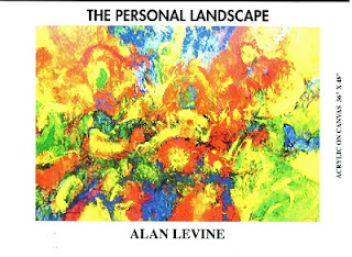 The Personal Landscape painting by Alan Levine