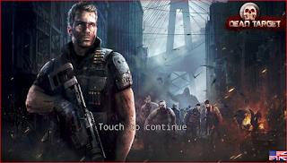 تحميل لعبة الاكشن والرعب Dead Target المدفوعة للاندرويد APK
