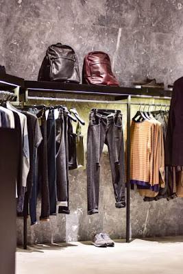 Green Pear Diaries, interiorismo, retail, Project Aegis Co., Suzhou, China