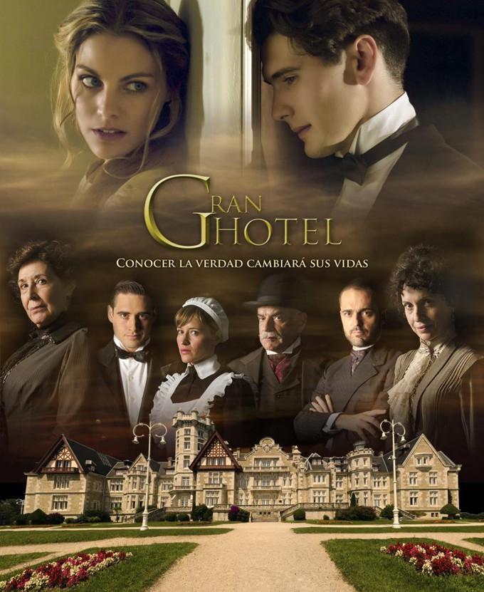 Gran Hotel suspense e romance na série espanhola