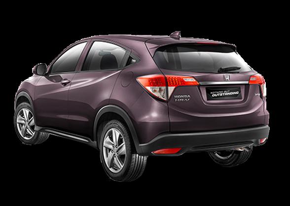 Review Honda HR-V 1.5L S M/T