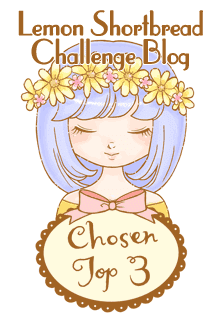Top 3 with Lemon Shortbread Challengeq