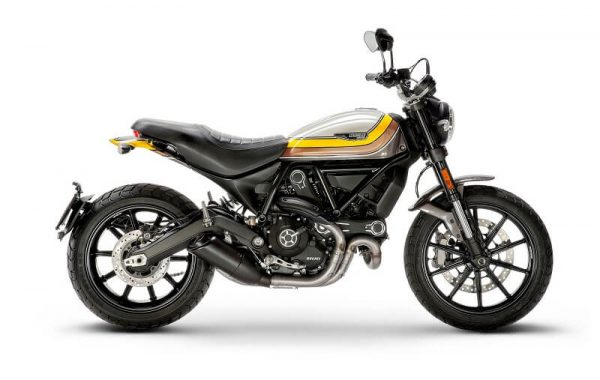 Ducati Scrambler Mach 2.0 Features